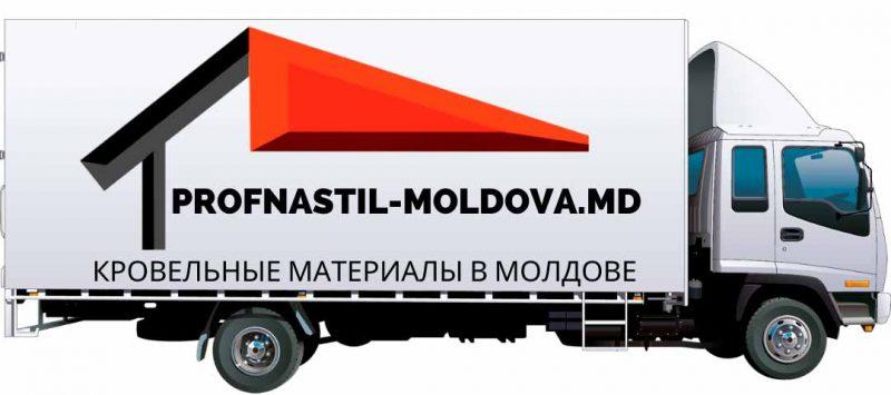 Доставка по всей Молдове